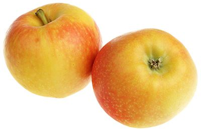Яблоки Гала ~ 1 кг 4 шт, Краснодар
