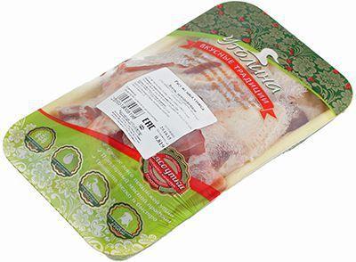 Рагу из мяса утенка ~ 800г