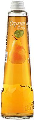 Напиток Crystal Berry Груша 0,45л среднегазированный, сокосодержащий