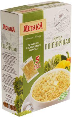 Пшеничная крупа премиум 500г 5 пакетов х 100г