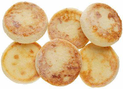 Сырники творожные 4,5% жир., 300г 6шт, замороженные, сделано вручную, Караваево