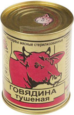 Тушеная говядина высший сорт 338г ГОСТ, Республика Беларусь