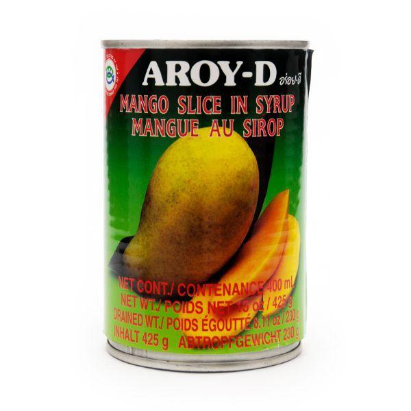 Манго в сиропе 425г Aroy-D
