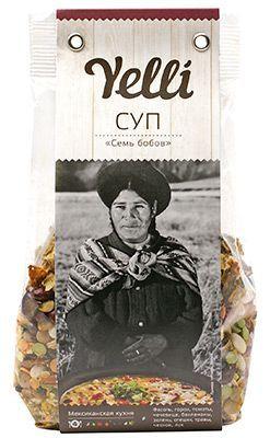 Суп Семь бобов 250г Yelli