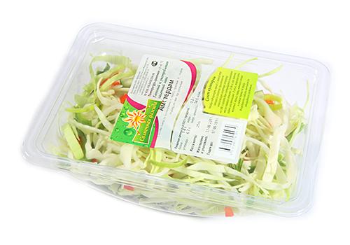Салат из овощей Амстердам 200г лоток, Валенсия ФК