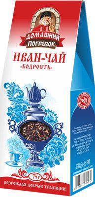 Иван-чай Бодрость 75г Домашний погребок