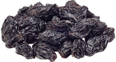 Виноград темный 200г изюм темный