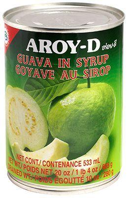 Гуава в сиропе 565г Aroy-D