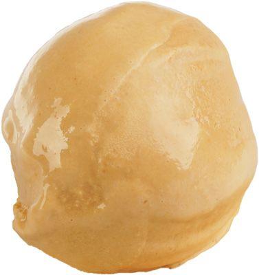 Мороженое Соленая карамель-ка 100г 100% натуральное, Мед и Клевер