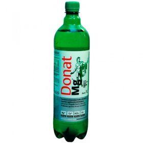 Вода Донат Магний минеральная 1л лечебная, газированная