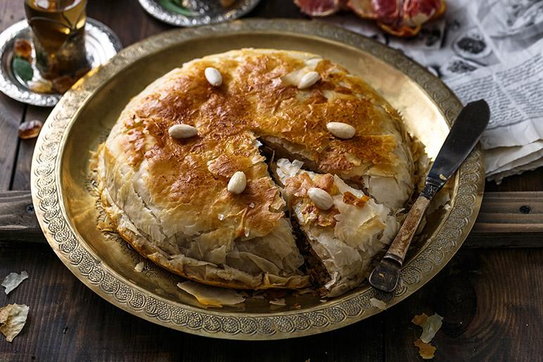 пирог пастила