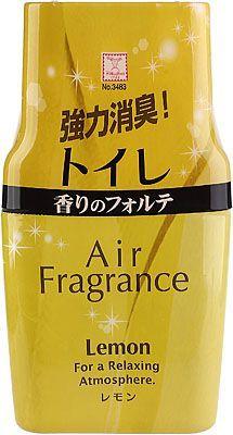 Фильтр для удаления запахов лимон 200мл KOKUBO Air Fragrance, для туалетной комнаты