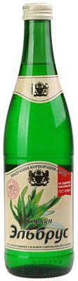 Напиток Тархун 0,5л сильногазированный, Эльбрус