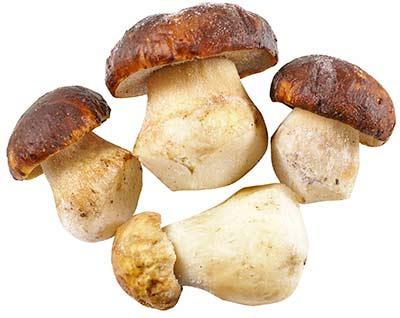 Грибы белые из Карелии мелкие 500г новый урожай 2016 года, шляпка 3-6 см, замороженные