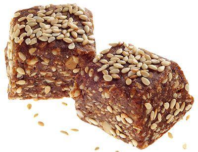 Конфеты без сахара Кунжут и корица 100г Полезные сладости