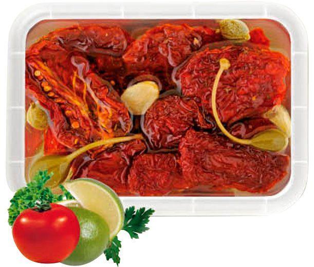 Помидоры вяленые на солнце 240г томаты в масле, Греко