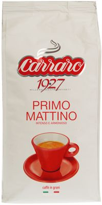 Кофе CARRARO Примо Маттино 1кг