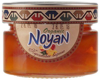 Варенье из персика 150г Ноян, органик