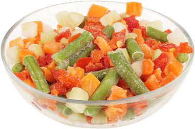 Канадская смесь овощей 400г быстрозамороженная смесь