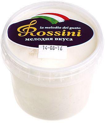 Сыр Страчаттелла 40% жир., 300г сыр ручной работы, ROSSINI, 10 суток