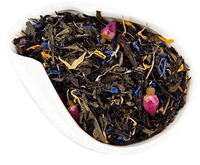Чай Арабская ночь 100г зелёный с чёрным, ароматизированный Premium