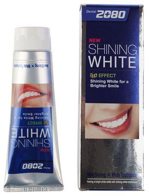 Зубная паста отбеливающая 100г Dental Clinic 2080