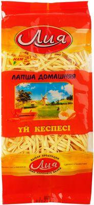 Лапша Домашняя 350г Лия, Казахстан