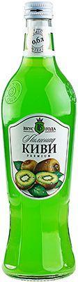 Лимонад Киви 0,6л сильногазированный, Вкус года premium