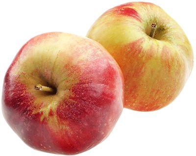 Яблоки Малинка ~ 1кг Россия