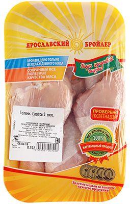 Голень цыпленка охлажденная ~ 800г бройлер, Россия