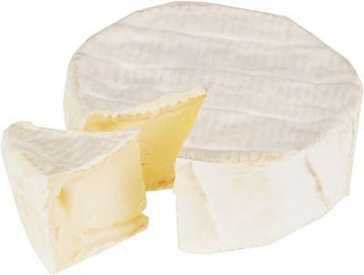 Сыр Камамбер де фамиль 50% жир., 150г мягкий с белой плесенью, Россия