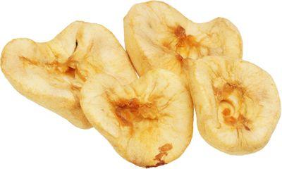 Яблоки сушеные 150г без консервантов, без сахара, без серы
