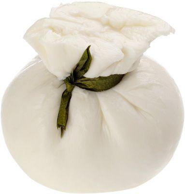 Сыр Буррата Манзони 50% жир., 200г по классическому итальянскому рецепту, 14 суток