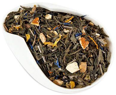 Чай eco-line Зеленый с Имбирем 100г Китай