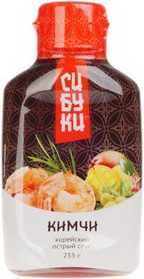Соус Кимчи 255г корейский острый соус