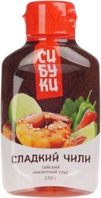 Соус Сладкий чили 250г тайский пикантный соус