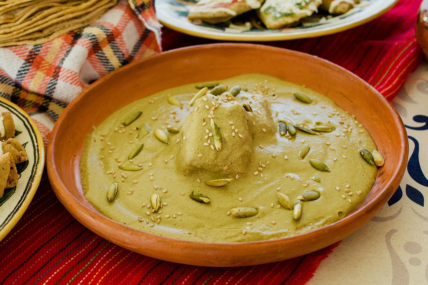 мексиканский соус пипиан
