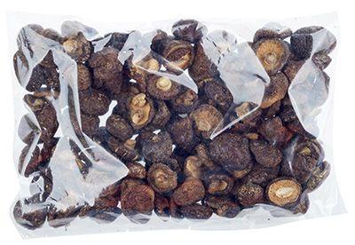 Шиитаке сушеные 250г грибы сушеные