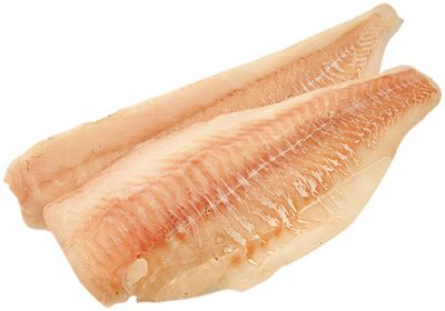 Треска Экспортное филе спинки ~1кг 3-4шт, без кожи, без костей, замороженная