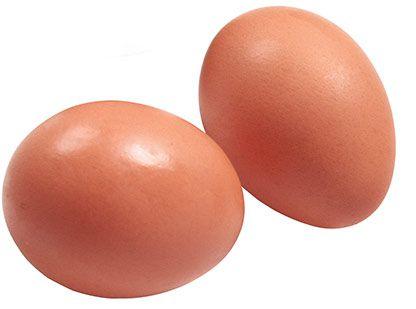 Яйца куриные СО деревенские 10шт коричневые, ПФ Сеймовская