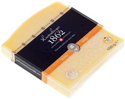 Сыр Люстенбергер 1862 50% жир., 150г фруктово-пряный, LeSuperbe , Швейцария