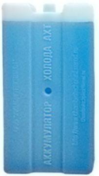 Аккумулятор холода 500г АХТ-О 190х100х30