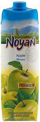 Сок Яблочный 1л PREMIUM, Армения