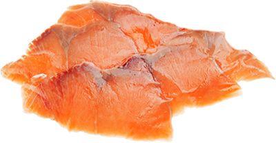 Горбуша слабосоленая ломтики 150г нарезка, Золотая рыбка
