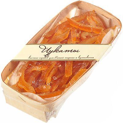 Апельсин цукаты 200г Россия