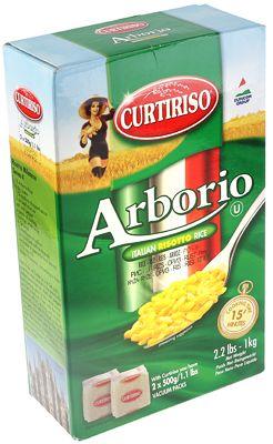 Рис Арборио 1кг CURTIRISO, Италия