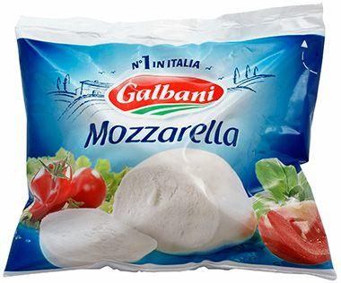 Сыр Моцарелла Galbani, 125г Россия