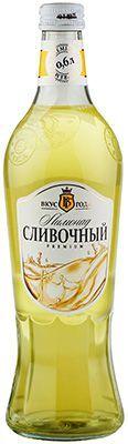 Лимонад Сливочный 0,6л сильногазированный, Вкус года premium