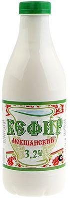 Кефир Мокшанский 3,2% жир., 930г без стабилизаторов