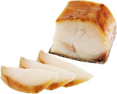 Масляная холодного копчения кусок ~ 350г премиум, рыба